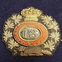 Royal Hamilton Light Infantry (W.R.) 13th Battalion Ceremonial Guard