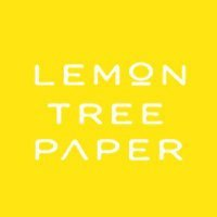Lemon Tree Paper