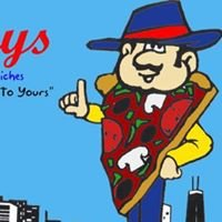 Wiseguys; Chicago Pizza and Sandwiches