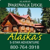 Alaska's Boardwalk Lodge