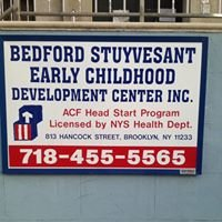 Bedford Stuyvesant Early Childhood Development Center Inc.