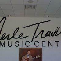 Merle Travis Music Center