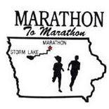 Marathon to Marathon, Iowa