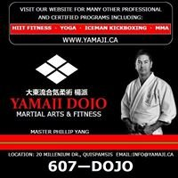 Yamaji Dojo Martial Arts & Fitness Centre