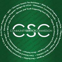 Community Service Commission