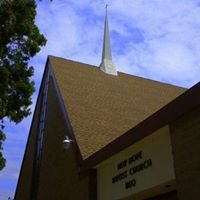 Official New Hope Baptist Church of LB