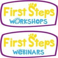 First Steps Webinars and Workshops