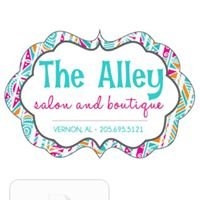 The Alley •salon•boutique•