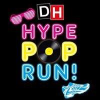 Hype Pop Run Corrida