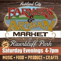 Ashland City Farmers and Artisans Market