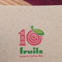10 Fruits