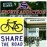 Sports Addiction: Specialty Bikes and Fitness Store