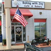 Baking With Joy Cafe
