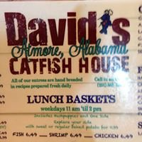 Davids Catfish House