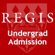 Regis College Admission