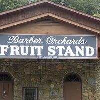 Barber Orchards Fruitstand