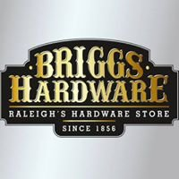 Briggs Hardware in Downtown Raleigh, NC