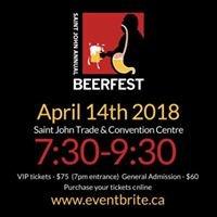 Saint John Beer Fest