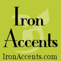 Iron Accents - Outlet