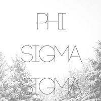 Phi Sigma Sigma at Ferris State University