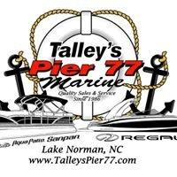 Talley's Pier 77 Marine