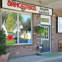 """Sangsters """"The natural choice for health"""" - Vineland"""