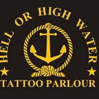 Hell or High water tattoo parlour