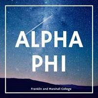 Franklin & Marshall Alpha Phi