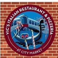 Vic's Italian Restaurant & Pizzeria: City Market