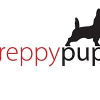 "Preppy Pup ""Your pets home away from home"" 1-877-463-3824"