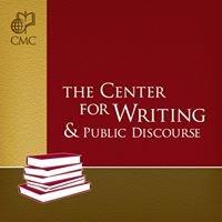 Center for Writing & Public Discourse