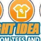 Bright Idea Tees