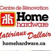 Home Hardware Matériaux Dallaire