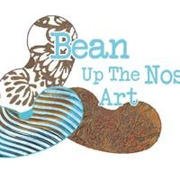 Bean up the nose art