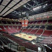 Rose Garden Arena.