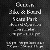 Genesis Bike and Board Skate Park