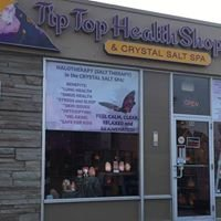 Tip Top Health Shoppe & Crystal Salt Spa