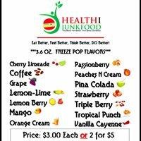 Healthi Junkfood, Inc.