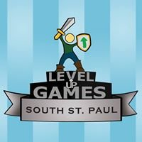 Level Up Games - South Saint Paul
