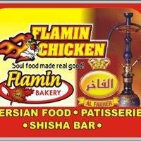 Flamin' Chicken
