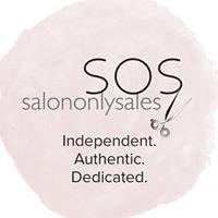 Salon Only Sales