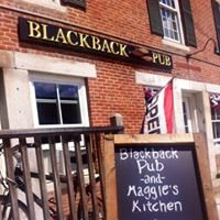 Maggie's Kitchen at Blackback Pub