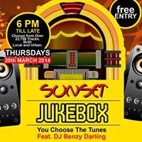 Sunset Jukebox at Mishmash