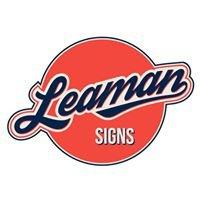 Leaman Signs