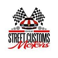 New Orleans Street Customs Motors