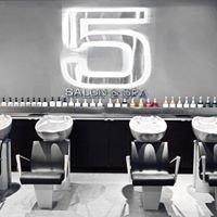 5 Salon & Spa