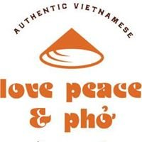 Love Peace and Pho
