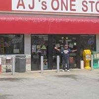 AJ'S ONE STOP