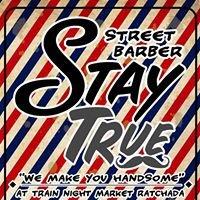 StayTrue Haircut Street Barber