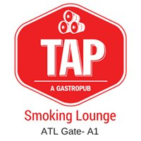 Tap Gastropub Smoking Lounge, ATL Airport Concourse A
